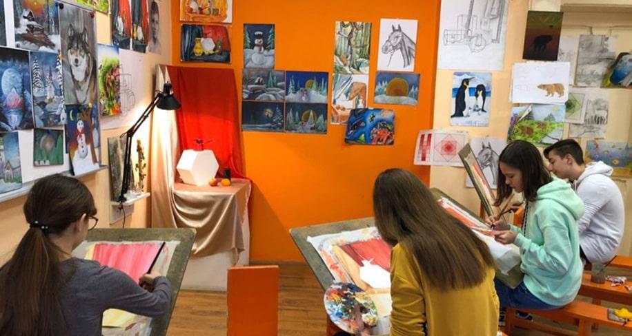 umetnicka skola prijemni
