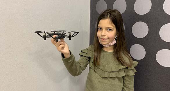 programiranje dronova